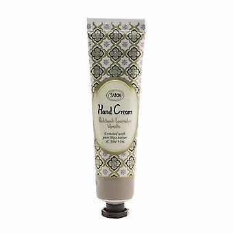 Crema de manos pachulí lavanda vainilla (tubo) 259964 30ml/1.01oz