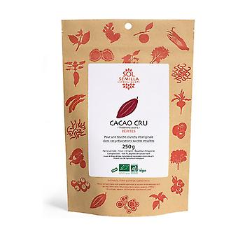 Organic Raw Cocoa Nuggets 250 g