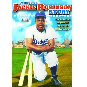 Jackie Robinson verhaal [DVD] USA import