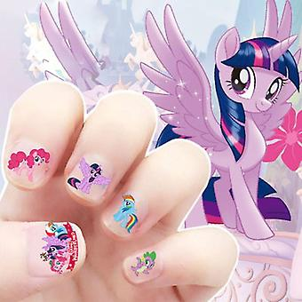 Cartoon Design Nail Sticker -disney Princess Sofia, Snow White, Mickey Minni