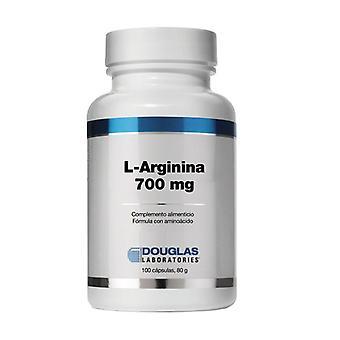 L-Arginine 100 capsules (700mg)