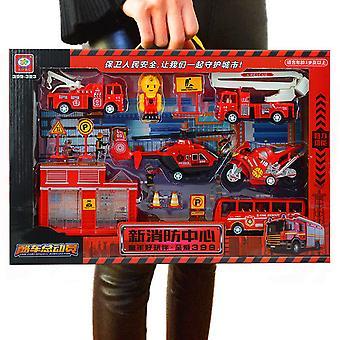 Barn's brann simulering leketøy sett