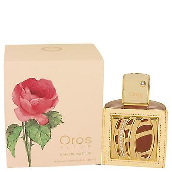 Armaf Oros Fleur Eau DE Parfum Spray By Armaf 2.9 oz Eau DE Parfum Spray