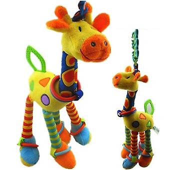 Supper Soft Giraffe Design-rattles