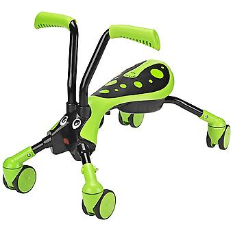Mookie Toys Scramble Bug Hornet Ride On Toy Green Ages 1-3 Years