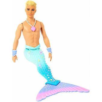 Barbie dreamtopia merman ken