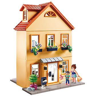 Playmobil kaupunkielämä minun kaupunkitalo