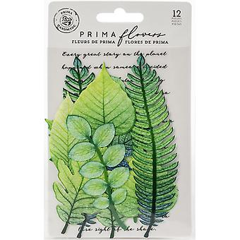 Prima Marketing Leaf Embellishments Mountain Pine