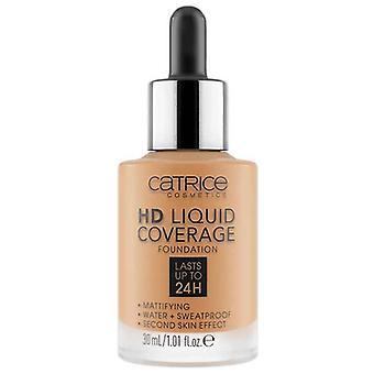Catrice Cosmetics HD Liquid Coverage Foundation 30 ml