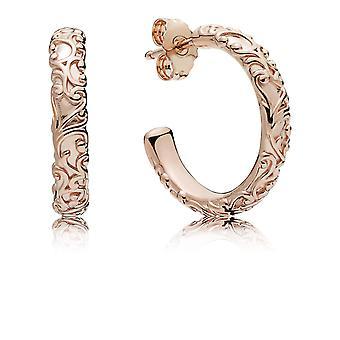 PANDORA Regal Beauty Hoop Earrings - 287732