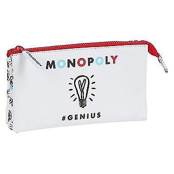 Holdall Monopoly White
