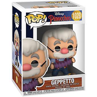 Pinocchio-Geppetto W/Accrdion Verenigde Staten importeren