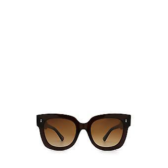 Chimi 08 brown female sunglasses