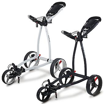 Big Max 2021 Blade IP Golf Lightweight Compact Cart Push Trolley
