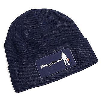 قبعة OMP سباق الروح الأزرق البحرية (حجم واحد)