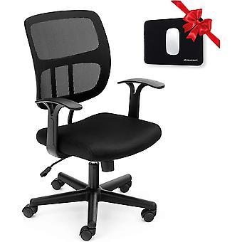 FengChun Ergonomischer Schreibtischstuhl, Brosthle, aus hochwertigem Netzgewebe, fr Freizeit und