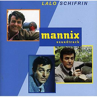 Lalo Schifrin - Mannix [CD] USA import