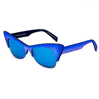 ITALIA INDEPENDENT 0908-021-017 Aurinkolasit, Sininen (Azul), 59.0 Nainen