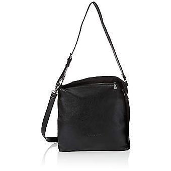 Fritzi aus Preussen Gwen Medio, Hobo-Shoulder Bag Mujer, Negro, One Size
