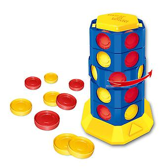 Connect 4 Twist&turn Party Game Family Funny Toy