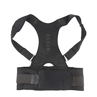 Magneettinen ryhtikorjaus tai säädettävä selkä olkapään vyötärön tukituet