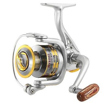 12 BB Spinning Fishing Reel 5.1:1 Gear Ratio Fishing Reel for River Lake Sea Fishing