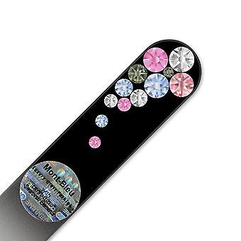 Mini nail file BB-S - Light Sapphire