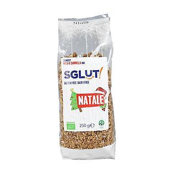 Gluten-free Christmas crunchy 250 g