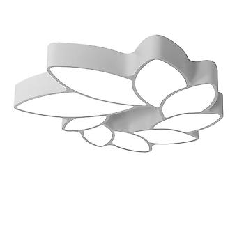 220V LED36W Stepless Dimming Ceiling Light With Remote Control Blade