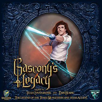 Gascony s Legacy Brettspiel