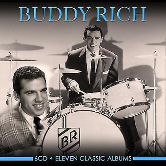 Buddy Rich - Eleven Classic Albums CD