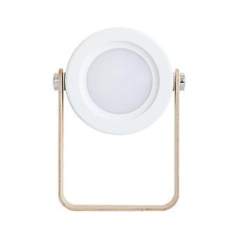 Creative Wood Handle Foldable Night Lights Reading Lamp
