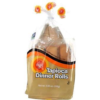 Ener G Foods Roll Dinner, Caso da 6 X 9.88 Oz