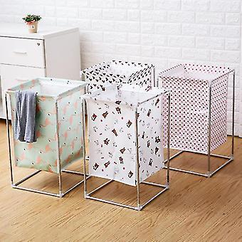 Dirty Laundry Basket Organizer Home Laundry Hamper Sorter Laundry Basket(Mini Bear Pattern)