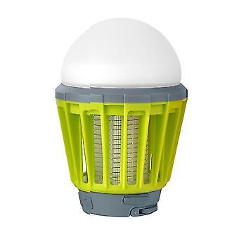 usb mosquito repellent light, household indoor plug-in mosquito killer(Green)