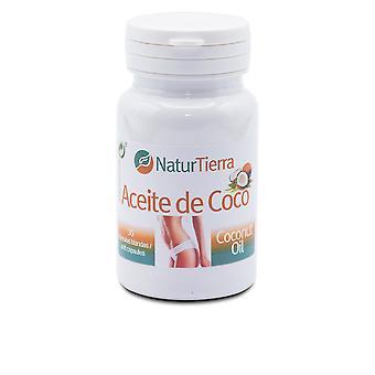Naturtierra Aceite De Coco 30 Caps Blandas Unisex