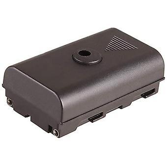 NP-F Dummy Batterie DC Kupplung für NP-F970 NP-F960 NP-F770/F750/F550 zu Power Video LED Licht