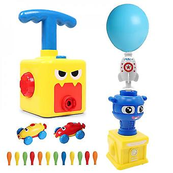 Angry Bird Power Balloon Launch Tower Chuck Toy