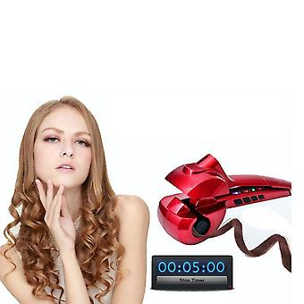 Steam Spiral Automatic Curling Iron