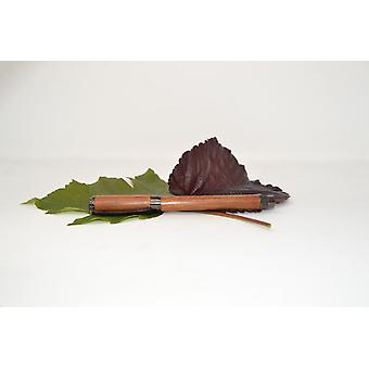 Holz Füllfeder Füllfederhalter Pen Mahagoni Magnetkappe Holz Handarbeit Pen Geschenk Geschenk-Idee Unikat