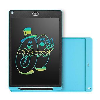 Lcd Writing Board Couleur Graffiti Board Enfants Cadeau Toy (Bleu)