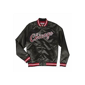 Mitchell & Ness Nba Chicago Bulls STJKMG18013CBUBLCK1 basketball all year men jackets