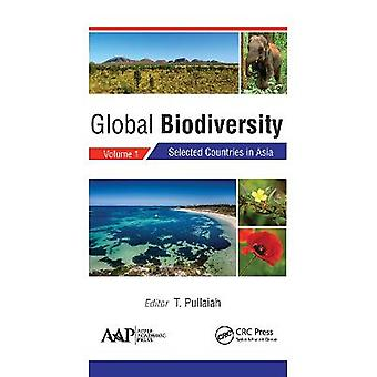 Global Biodiversity Volume 1 Paesi selezionati in Asia