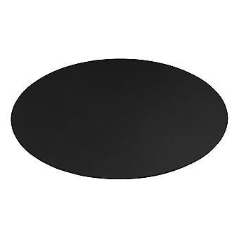 DELTACO GAMING DFP410 Floorpad, 110x110cm, black