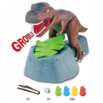 Pretend professions role playing funny dinosaur bite finger game prank toys tricky party games toys|gags practical jokes