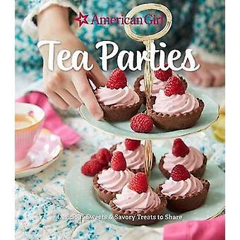 American Girl Tea Parties