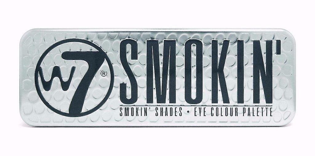 W7 Smokin' Eyeshadow Palette