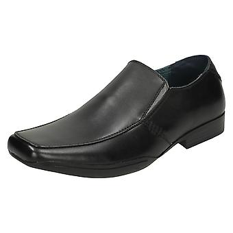 Mens Low Heel Formal Shoes A1043