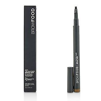 Browfood 24h Tri Feather Brow Pen - Brunette - 1ml/0.03oz