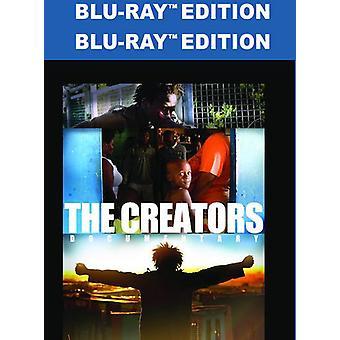 Creators [Blu-ray] USA import